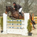 Tom Foley and Zamir - 2013 Welcome Tour Grand Prix Winner