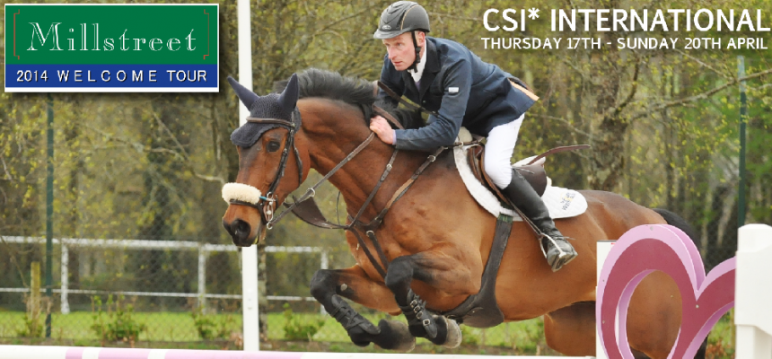 Welcome Tour CSI* - Online Declarations, Start Lists, Results