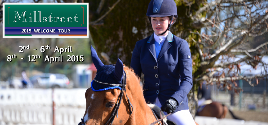 2015 Welcome Tour - Provisional Schedule now available!