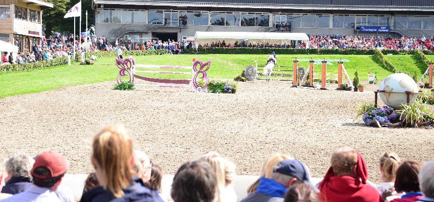 Millstreet International Horse Show CSI***: 11th - 16th August 2015