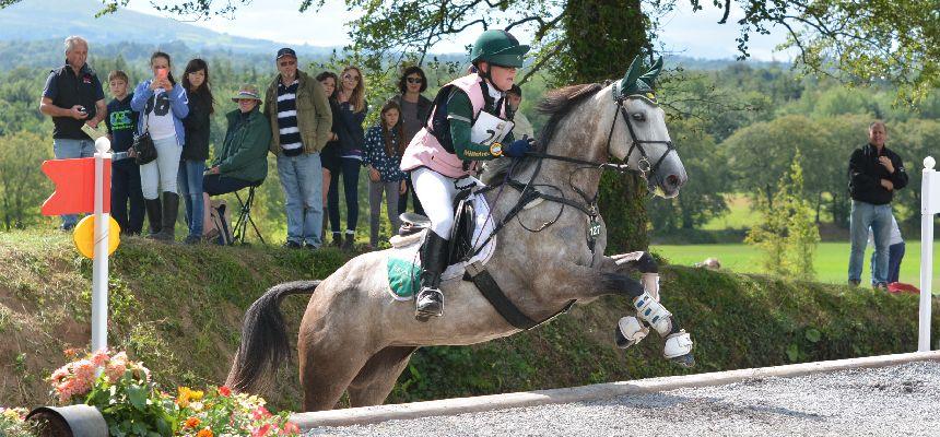 Drishane Castle / Millstreet International Horse Trials: 28th - 30th August 2015
